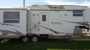 Reduced !Used five times 2008 Rockwood Signature Ultralight Strathcona County Edmonton Area image 9
