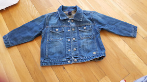 Gap  jacket size 3 years
