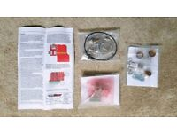 Quick Connect Les Paul Guitar Push/Pull Wiring Kit by 'ToneShapers'
