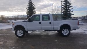 2011 F250 Crew cab 4X4 Super duty