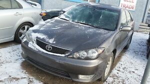 2005 Toyota Camry se  LUXURY----FULLY LOADED ----Inc INSPECTION