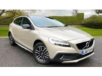 2017 Volvo V40 D3 4 Cyl 150hp Euro 6 Cross Co Automatic Diesel Hatchback
