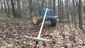 "Portable Saw Mill Service: Custom Sawyer can Saw Logs 55"" Wide Kitchener / Waterloo Kitchener Area image 6"