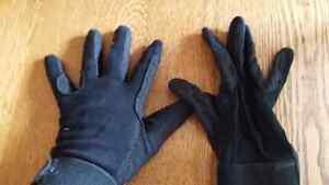 English Riding Gloves. Size 7 ladies