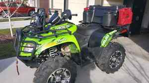Mint Low KM 2013 Mud Pro 700 Ltd