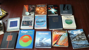 Modern physics - R.W. Rohlf and other science books