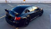 2011 Subaru Impreza WRX STi Sport-Tech Sedan