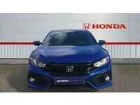 2019 Honda Civic 1.6 i-DTEC SR 5dr Auto Diesel Hatchback Hatchback Diesel Automa