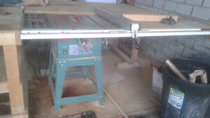 "10"" full size Table Saw"
