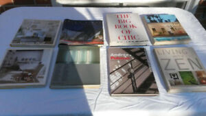 coffee table books, art, fashion culture