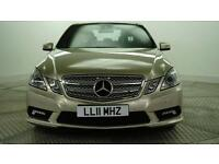 2011 Mercedes-Benz E Class E350 CDI BLUEEFFICIENCY SPORT Diesel beige Automatic
