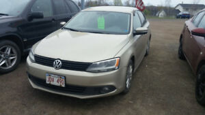 2012 VOLKSWAGON JETTA AUTOMATIC EASY FINANCING