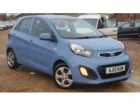 2012 Kia Picanto 1.0 ( 68bhp ) Picanto - PX - SWAP - DELIVERY AVAILABLE
