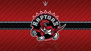 Toronto Raptors Tickets (Upper & Lower Bowl) - All Games