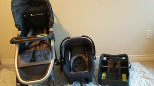 Stroller & Car Seat for sale in Milton!