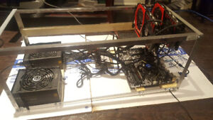 Fully Operational Mining RIG for sale !!!