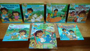 7 Diego children's picture books