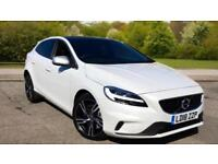 2018 Volvo V40 T3 150hp R-Design Pro Auto wit Automatic Petrol Hatchback
