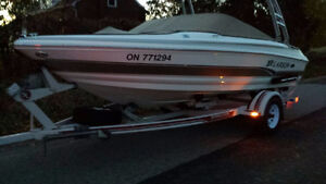 Shorelander Boat Trailer
