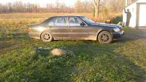 1999 S-500 for sale or trade!  Kingston Kingston Area image 1