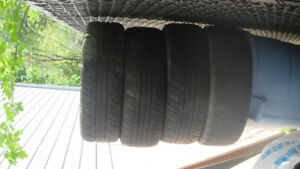 summer tires P195-60R15