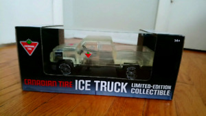 Canadian Tire Ice Truck Collectible