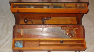 Cool Old Carpenters Chest