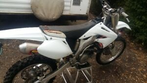 two dirt bikes for sale