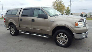 2005 Ford F-150 4x4 lariat 5000$ le deal !!!