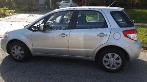 2008 Suzuki SX4 Hatchback 93k $4400obo for fast sale