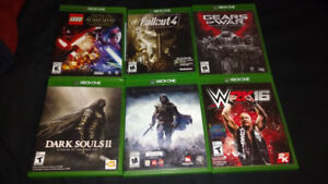 Xbox One games - various prices