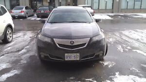 2012 Acura TL Sedan - AWD - Very Well Kept