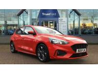 2019 Ford Focus ST-Line 1.0 EcoBoost 125 With Satellite Navigation 5dr and Bluet