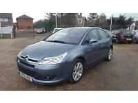 2006 Citroen C4 1.6i 16v VTR+ 12 MOT 1 Owner Low Miles Bargain
