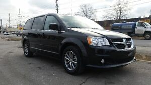2015 Dodge Grand Caravan town and country Minivan, Van