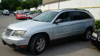 2004 Chrysler Pacifica AWD SUV, Crossover 7 PASSENGER