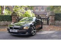 2008 FACE LIFT BMW 630I SPORT CONVERTIBLE 272 BHP LCI FEATHER TOUCH MODEL