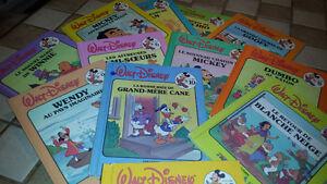 Collection vintage complète de 19 livres «J'apprends à lire»