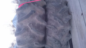 Used 20.8-38 tires