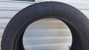 4 winter tires : Michelin 225 50R18 95T