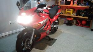 Mint Katana 600 for sale, only 1200 KM
