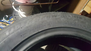 Brand new winter tires / Pneus d'hiver neuf 205/55/r16