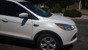 2014 Ford escape special edition