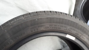 NEED GONE !  4 GOODYEAR WINTER TIRES