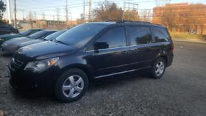 vw Routan minivan Reduced need Gone