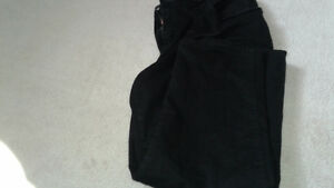 Black Ladie jeans size xl  ( 18)