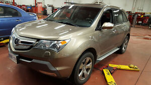 2009 Acura MDX Elit Tech Package SUV, Crossover