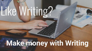 Make Money With Writing, UP TO $50 (Perfect for Students)