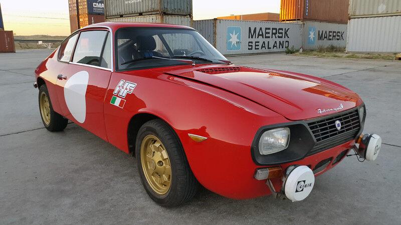 1972 Lancia Fulvia  1972 LANCIA FULVIA SPORT ZAGATO  //  ALFA ROMEO / FERRARI / MASERATI / PORSCHE