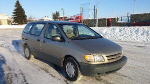 2000 Toyota Sienna Fourgonnette, fourgon
